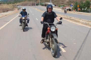 Ho Chi Minh Trail South to North Motorbike Tour 16 days