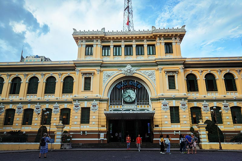 Vietnam Private Tours - Ho Chi Minh