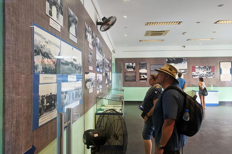 War Remnants Museum in Ho Chi Minh Tours